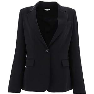 Parosh Luxury Fashion Damen D420220013 Schwarz Baumwolle Blazer   Frühling Sommer 20