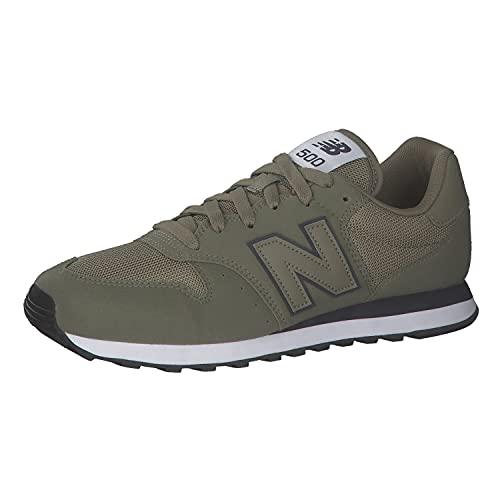 New Balance Herren Gm500v1 Sneaker, Covert Green, 45 EU