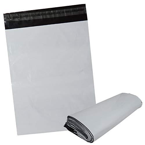 100枚業販価格!宅配用ビニール袋 34cm×25cm対応 シールテープ付き封筒 梱包用資材 クリックポスト ゆうパケット らくらくメルカリ便に 33cm×25cm+フタ4cm 白