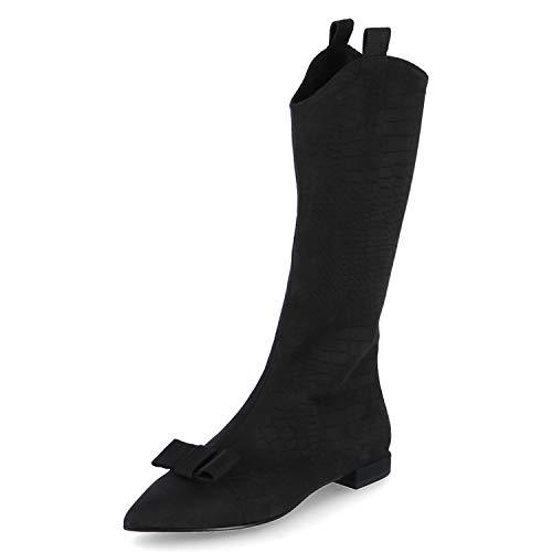 GIORGIO FABIANI Stiefel Größe 36 EU Schwarz (Schwarz)