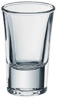 6 x Borgonovo Glassware Shot Glass 35ml by Chabrias LTD