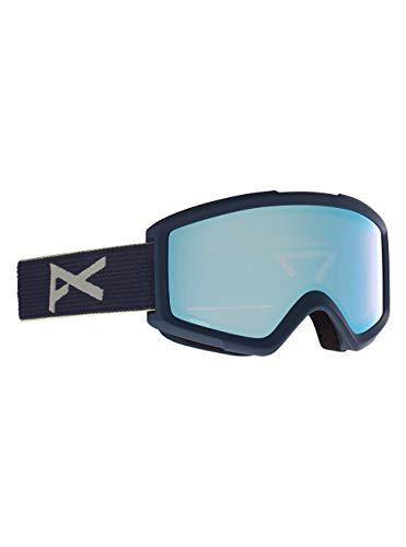 Anon Herren Helix 2.0 Snowboard Brille, Blue/Perceive Variable Blue