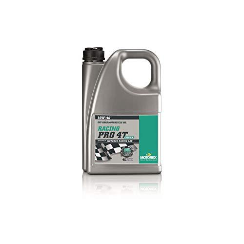 551738 - Aceite Motor Carrera Pro 4T 10W40 Mineral 4L