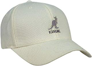 カンゴール ハット 帽子 メンズ Wool Flex Fit Baseball White
