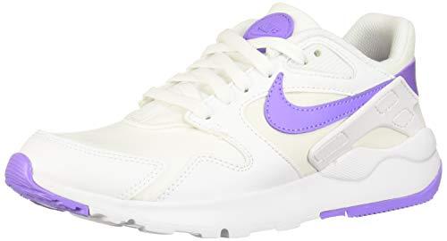 Nike LD Victory, Zapatillas de Trail Running para Mujer, Blanco (White/Atomic Violet-Wild Cherry 100), 36.5 EU