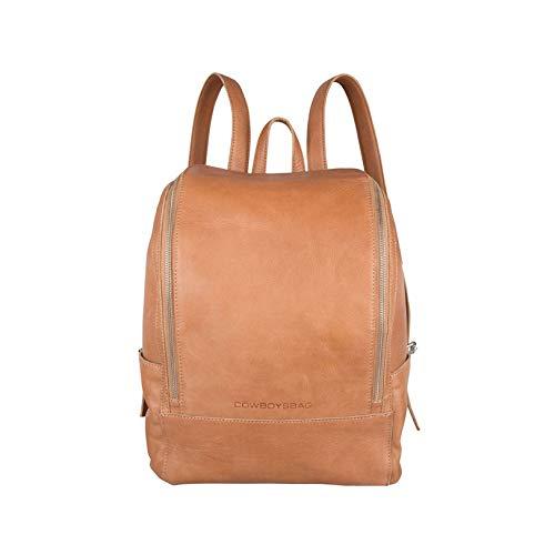 Cowboysbag Leder Rucksack Backpack Baker 13 Inch Camel Braun 2214