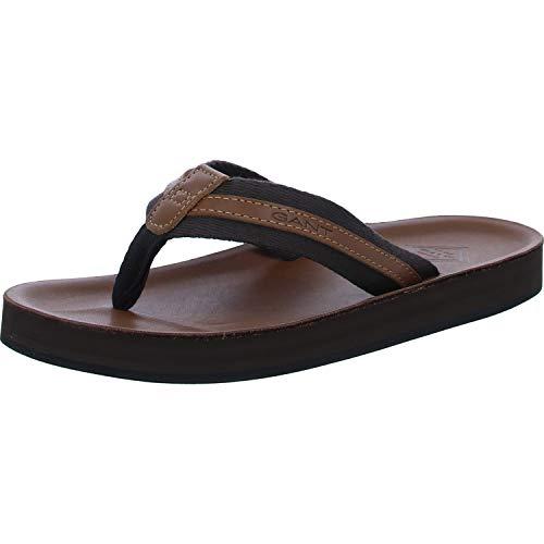 GANT Footwear Herren Breeze Zehentrenner, Braun (Cognac G45), 43 EU