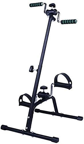 RRB Ejercitador de pies para Ancianos Bicicleta estática Ejercicio Fijo Mientras está Sentado para Usar en casa Trabajo o clínica Ejercicio fácil Mejora la circulación sanguínea