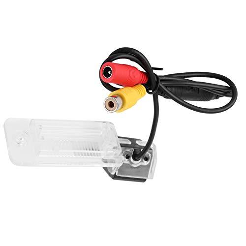 Cámara de marcha atrás de coche, cámara de visión trasera CCD HD con línea de referencia de marcha atrás para A6L / A4 / A3 / Q7 / S5 / A8L 2009-2011