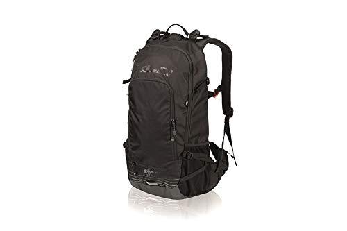 XLC Unisex– Erwachsene Rucksack-2501760915 Packtasche, schwarz, 23 ltr
