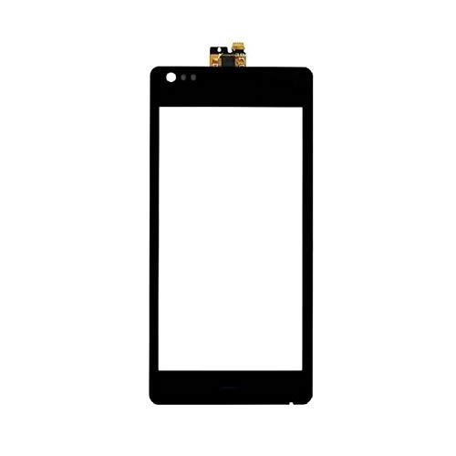 Shockware Touch Screen Digitizer Glass Part for Sony Xperia M C1904 C1905 C2004 C2005 : Black