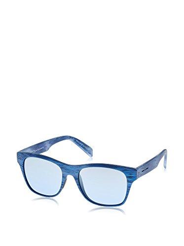 italia independent 0901-BHS-020 Gafas de sol, Azul, 52 Unisex