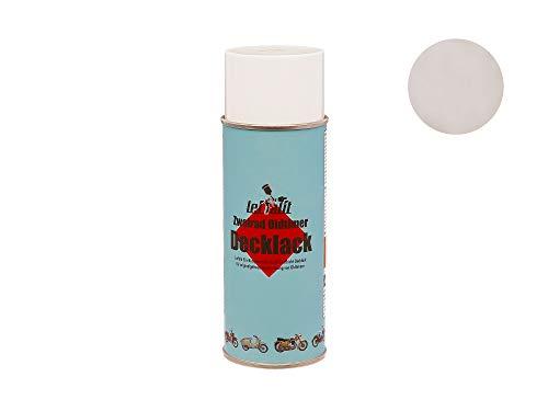 Spraydose Decklack Leifalit (Premium) Silber für Kotflügel Simson 400ml