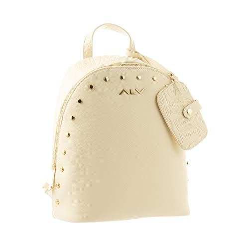 ALV by Alviero Martini - Zaino Backpack TRENDY con manico, impermeabile e resistente da donna