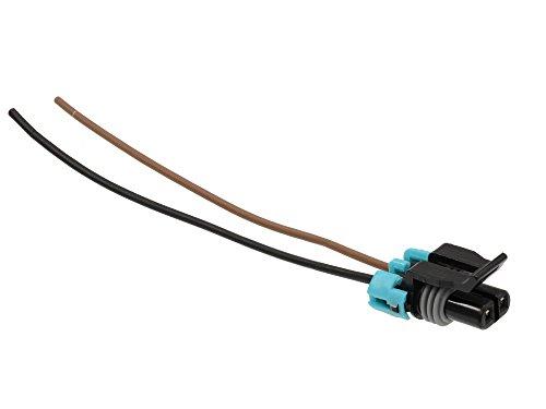 269 Motorsports Vacuum Pump Connector Two Wire Replaces 12102747, PT374, PT2830, S575 Low Coolant Sensor, Washer Pump Connector Pigtail
