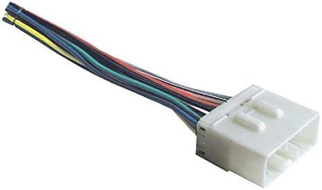 amazon.com: carxtc car radio installation wire harness fits subaru impreza  02 03 04 05: automotive  amazon.com