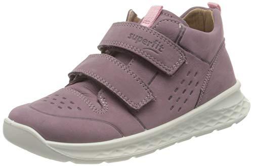 Superfit Breeze Sneaker, LILA/ROSA, 26 EU