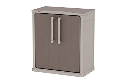 Preisvergleich Produktbild Keter 6033 Aufbewahrungsschrank Optima Base,  Beige