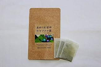 【ばんだいファーム】馬ぶどう100%の純ウマブドウ茶(野ぶどう/ノブドウ・ブスの葉茶) 30包x1袋【クリックポストにて発送】