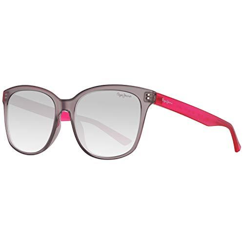 Pepe Jeans PJ7290C354 Sonnenbrille PJ7290 C3 Edna Schmetterling Sonnenbrille 54, Grau