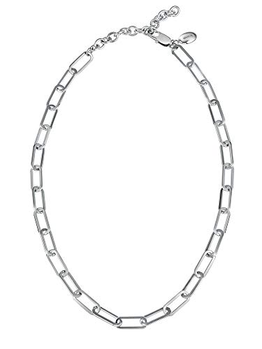 Gioiello BREIL collezione JOIN UP, COLLANA da DONNA in ACCIAIO colore SILVER misura 45CM - TJ2926