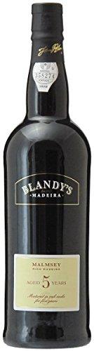 Blandy's - Blandys 5 años Malmsey Rich Madeira
