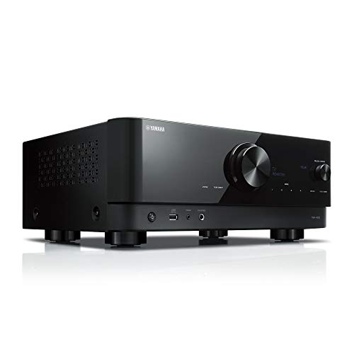 Yamaha TSR-400 5.1 Kanal AV-Receiver mit Cinema DSP 3D 4-in/1-out HDMI™ Wireless Surround