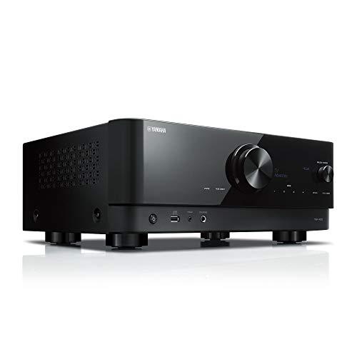 Yamaha TSR-400 Sintoamplificatore AV 5.1 canali con Cinema DSP 3D, 4-in/1-out HDMI™, surround wireless
