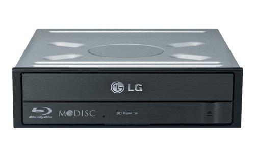 LG BH16NS40.AUAU10B Blu-ray masterizzatore, Nero