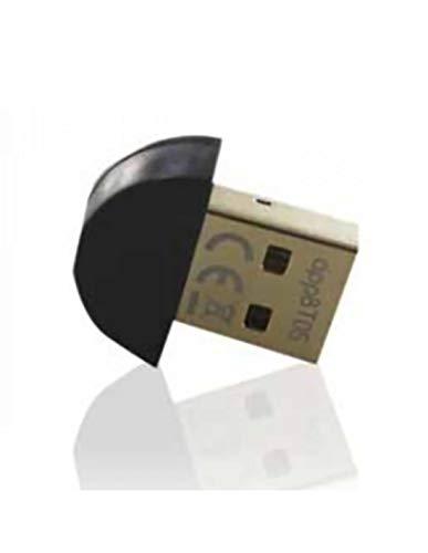 Approx APPBT05 - Adaptador USB con Bluetooth 4.0, Color Negro