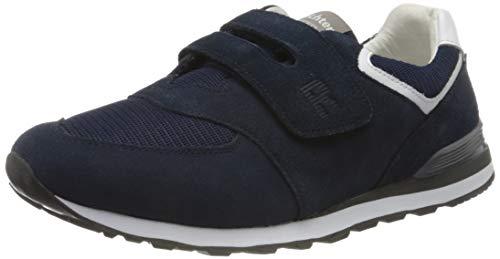 Richter Kinderschuhe Junior Sneaker, Blau (Atlantic/White 7201), 38 EU