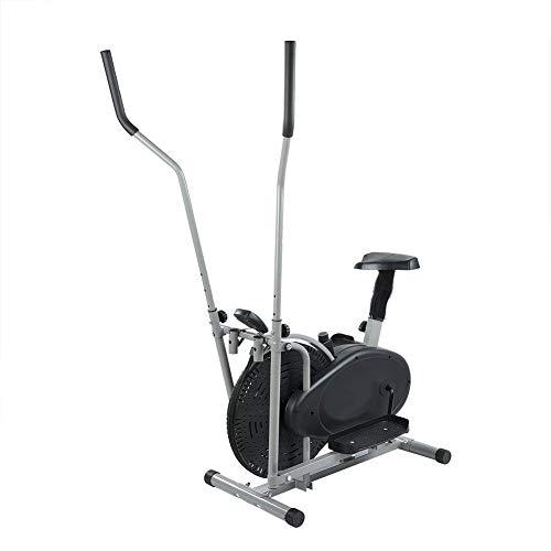 AYNEFY Heimtrainer,Walking und Crosstrainer Stepper Ellipsentrainer Cross Trainer Heimtrainer Cardio-Fitnessgeräte (93.5 * 50,3 * 161,5 cm)