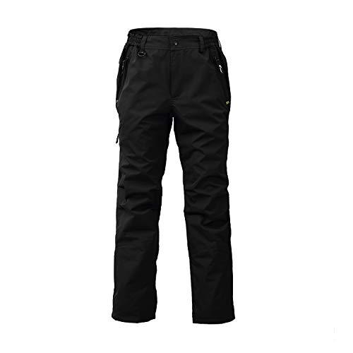 8 Fans 2 capas Pesca Senderismo Trawler Pantalón con bolsillos al aire...