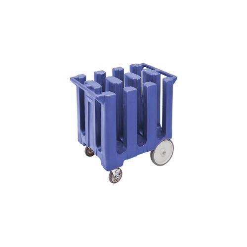 """Cambro (DC575401) 5-3/4"""" Polyethylene Dish Cart"""