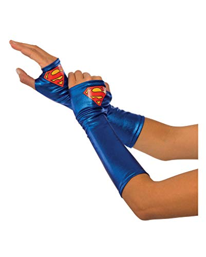 Horror-Shop Supergirl Handschuhe