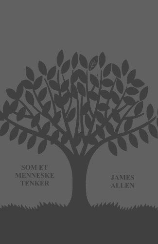Som Et Menneske Tenker (Norwegian Edition)