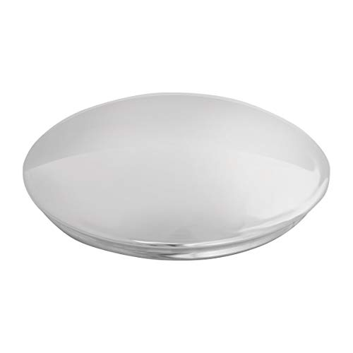 GG Grand General 20050 Chrome Hub Cap for Towing Truck, Golf Cart and Trailer with 8 Inches Wheel