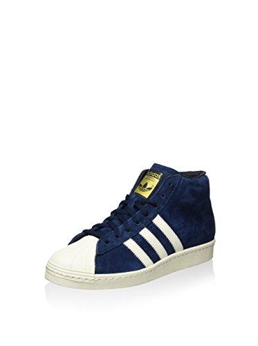 adidas Zapatillas Abotinadas Pro Model Vintage DLX Azul EU 46 (UK 11)