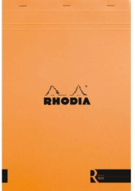 Rhodia 5 x x x Notizblock Nr. 19 A4 21x31,8cm 80 Blatt 80g liniert mit Rand Orange B00B993Q7K | Sonderangebot  | Discount  | New Listing  d4c1b4