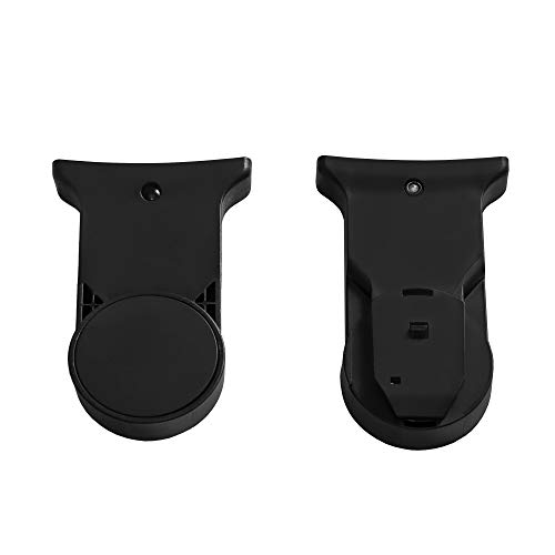 Cybex Gazelle S Stroller Infant Car Seat Adapter Compatible with Britax Infant Car Seat, Black