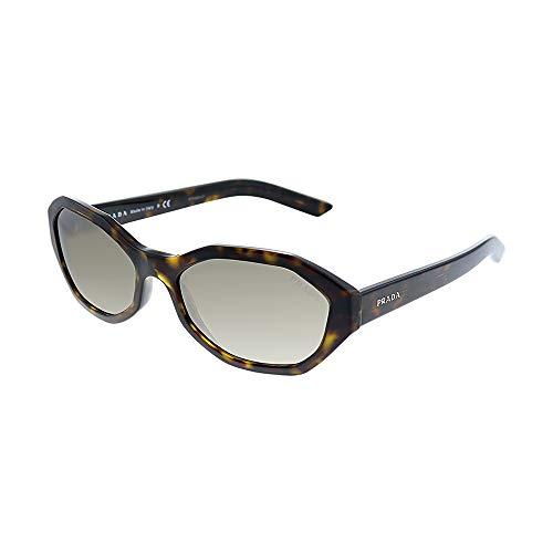 Prada 0PR 20VS Gafas de sol, Havana, 56 para Mujer