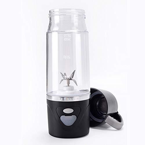 Batidoras de Vaso Individuales, 600ML Mini Licuadora Eléctrica ...