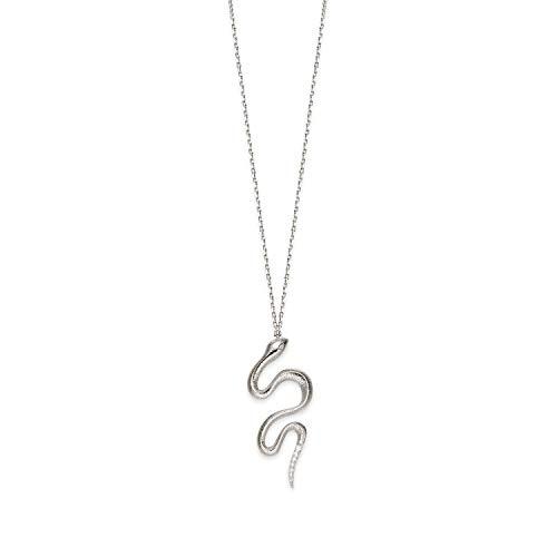 Xenox Silber Damen-Halskette Paradise XS4235