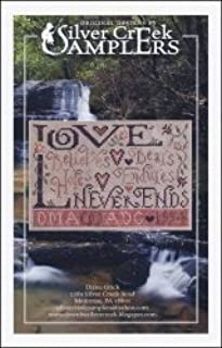 Forever Love (SCS) Cross Stitch Chart