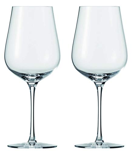 Schott Zwiesel 119619 Verre à vin Blanc, Verre, Transparent, 2 unités
