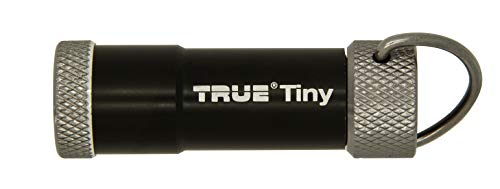 True Utility TU284 Lampe de poche 2 x 5 mm LEDs avec porte-clés