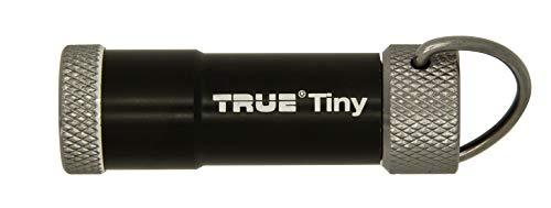 True Utility Tiny Torch Linterna, Hombres, Negro, Talla Única