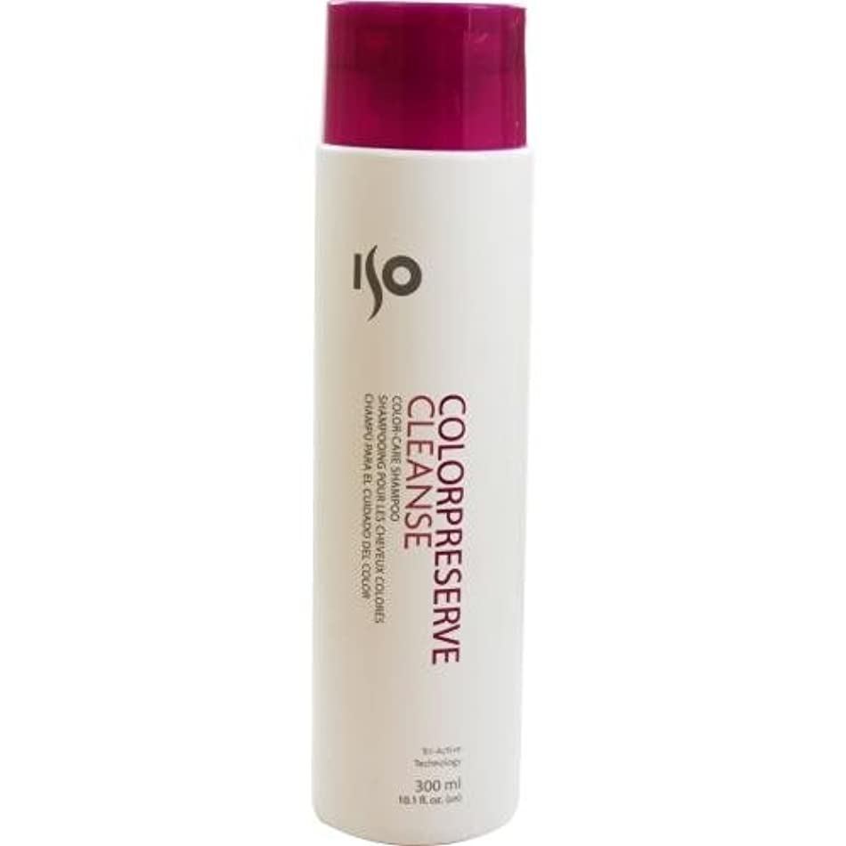 腹部サーバ入射ISO Color Preserve Cleanse - 10.1 oz by ISO