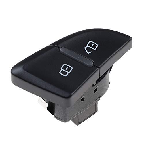 VITKT Frente bloqueo de la puerta central izquierdo interruptor de botón for Audi A4 S4 B8 Allroad 2008-2012 A5 S5 Coupe RS4 8K1962107A 8K1962107