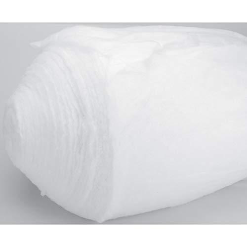 Polyester Batting Low Loft 3.3oz Per Yard-48'X50 Yards FOB:MI